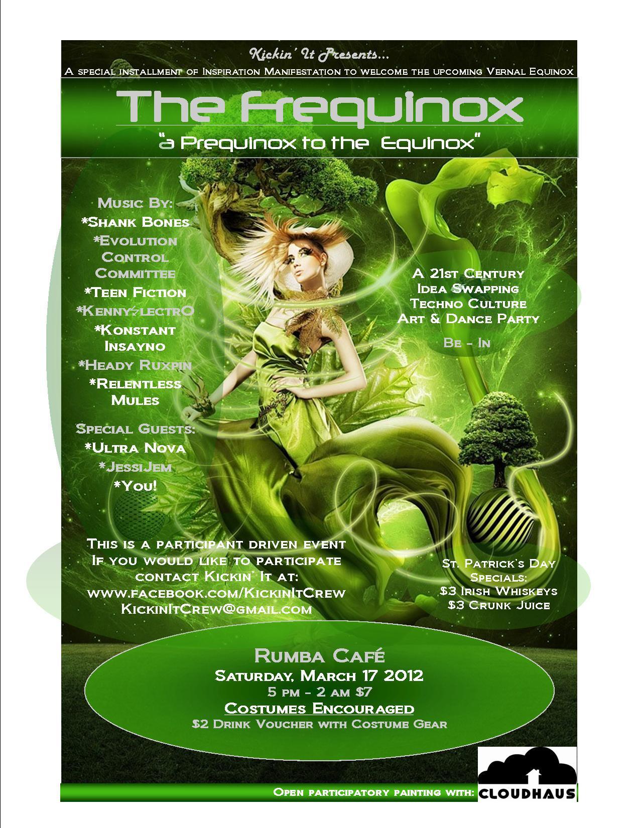 Frequinox flyer