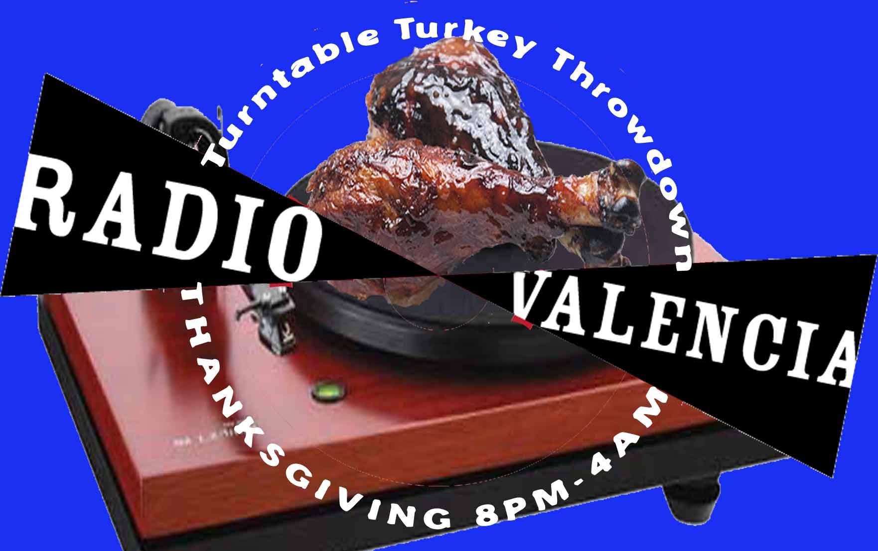Turntable Turkey Throwdown graphic