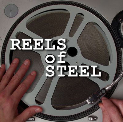Reels Of Steel logo