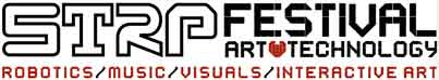 STRP Festival Logo